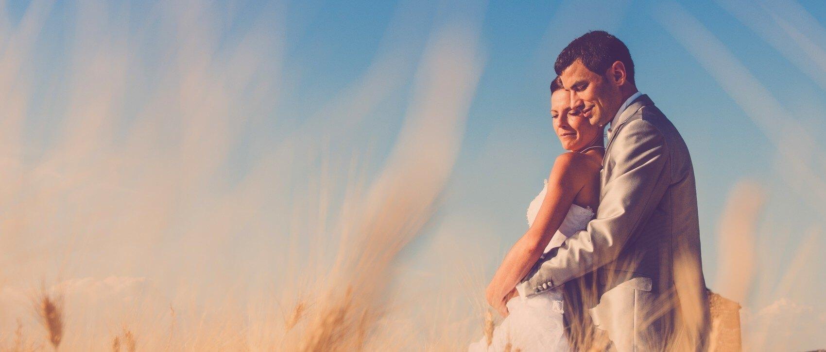 Photo mariage béziers