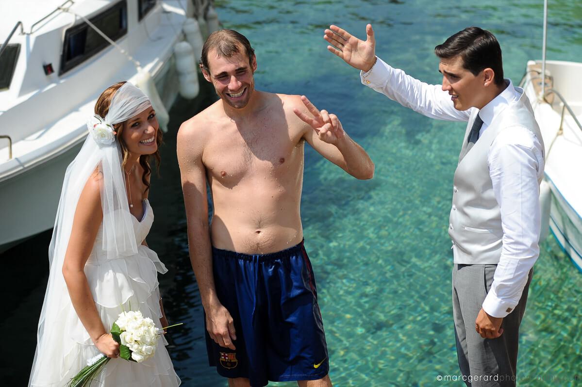 Photo Marc Gérard - Photographe mariage Marseille : Mariage Marie + Florian
