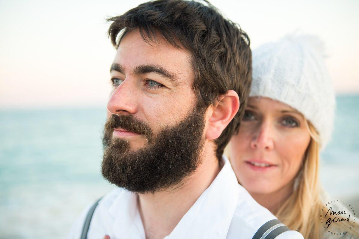 Photo de couple Montpellier par Marc Gérard