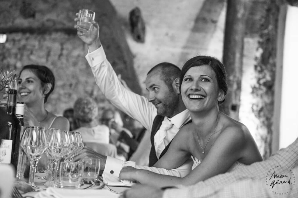 Photographe mariage Aix en Provence : Marc Gérard : Mariage Eve + Fabien