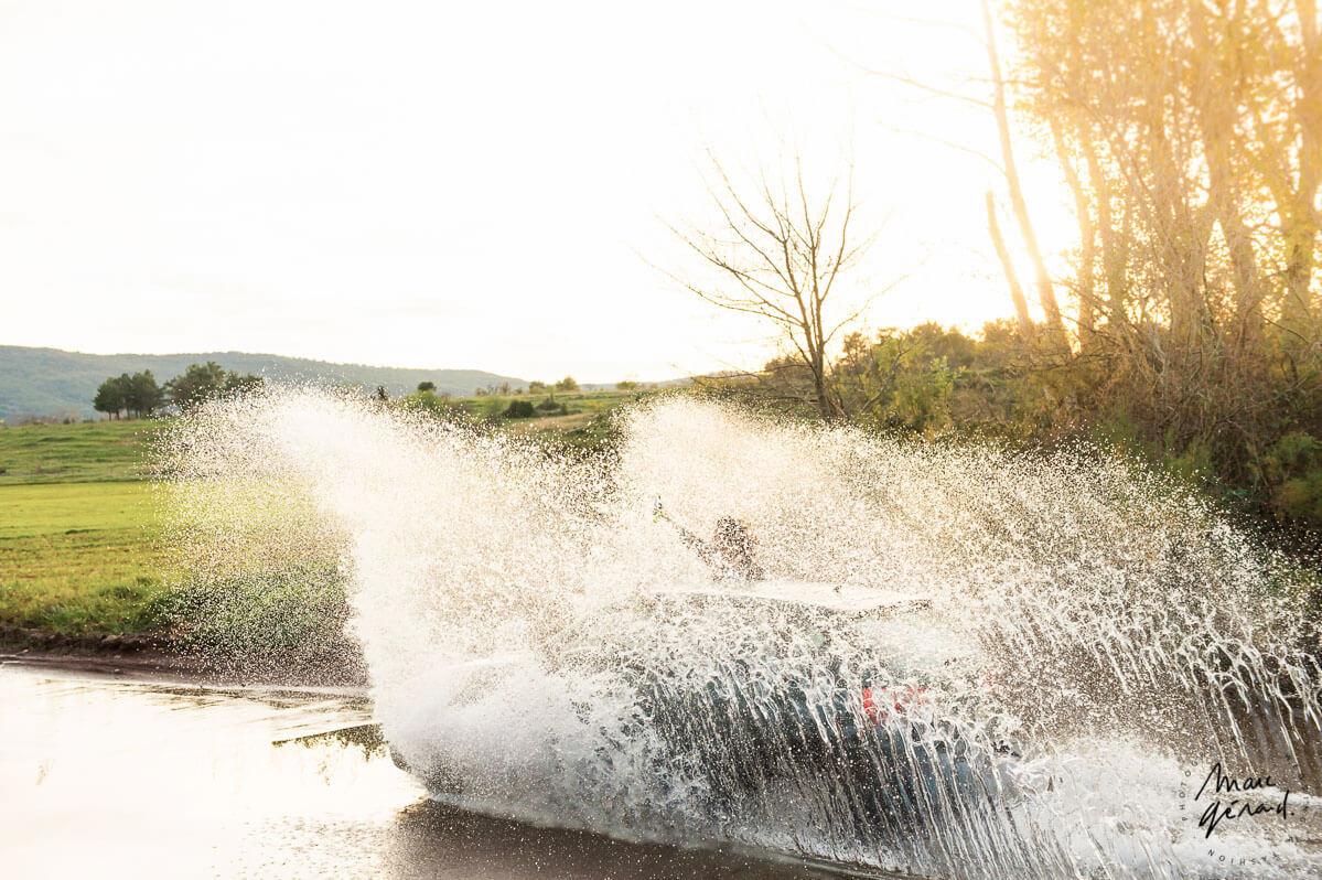 Photos de couple Lac du Salagou Hérault