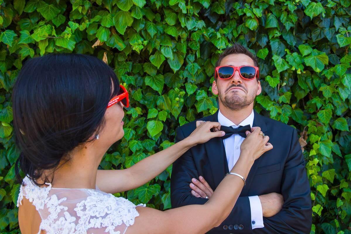 Photographe mariage Béziers : Marion + Joss