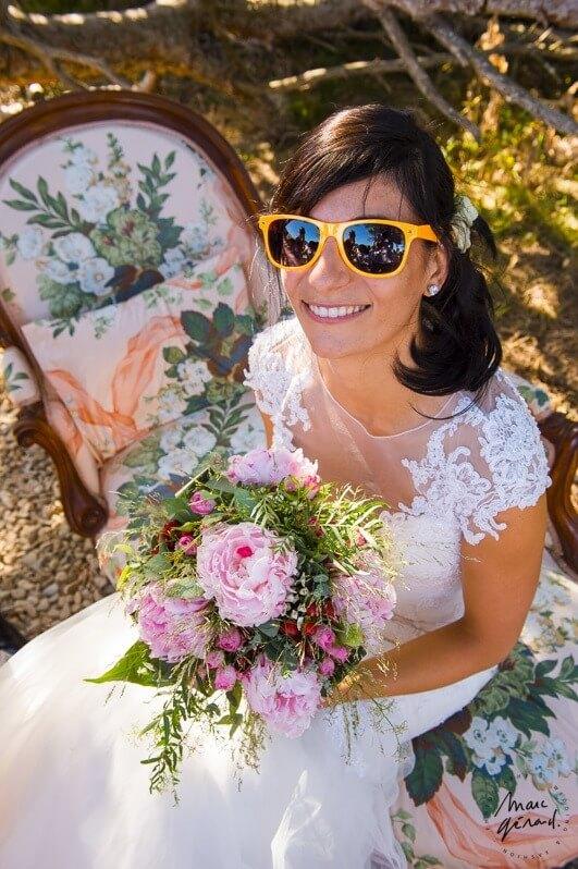 Photographe mariage Béziers - Un mariage fun et coloré !y