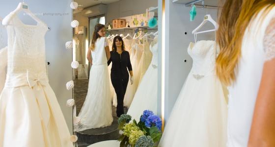 Boutique mariage Blanc Poudré Béziers