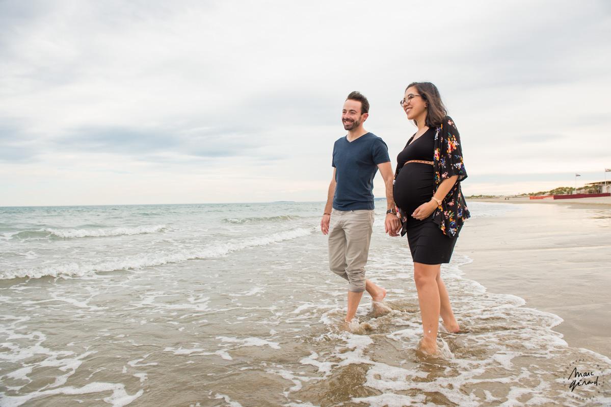 milf a la plage couple avec pute