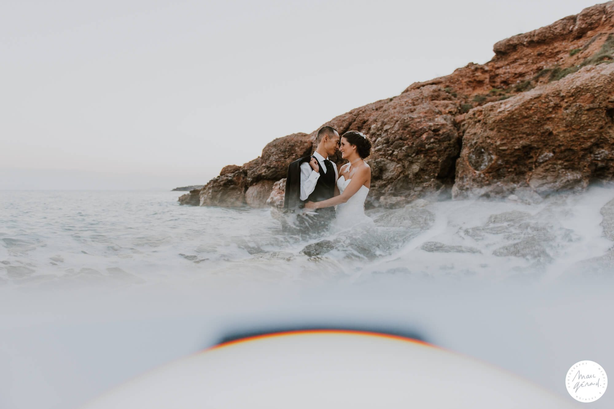 Trash The Dress Sete : Laura + Julien