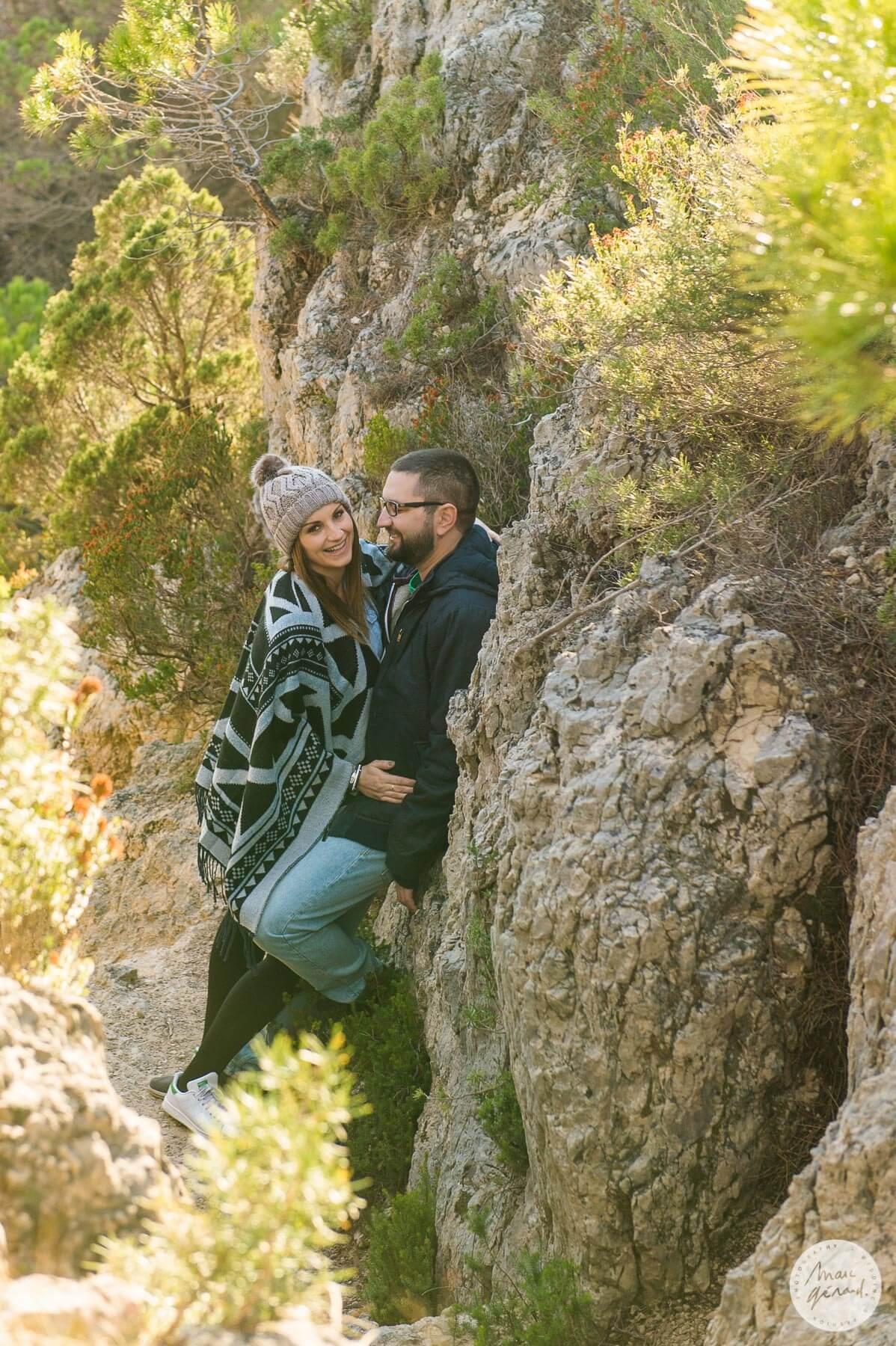 seance engagement clermont lherault photographe mariage marc gerard