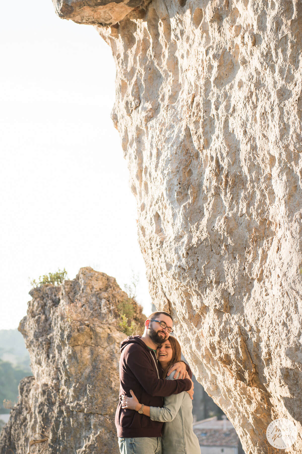 seance engagement clermont lherault photographe mariage marc gerard