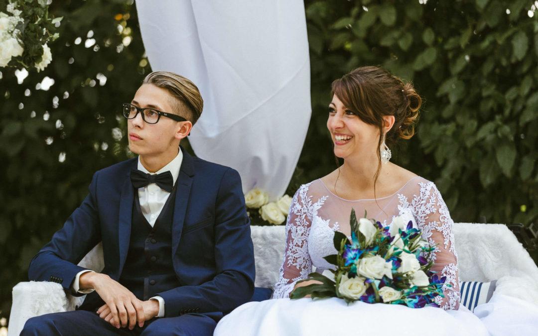 Photographe mariage Béziers : Manon & Florian, domaine de l'Argentière