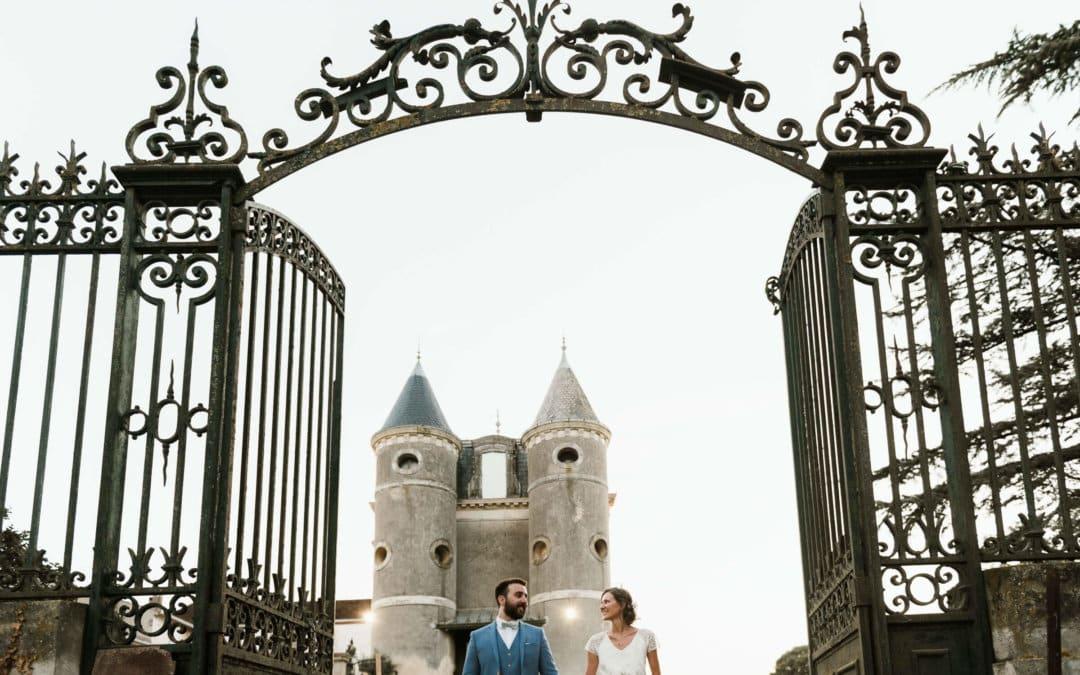 Photographe mariage Béziers : Jeanne & Thomas (Domaine de la Provenquière)